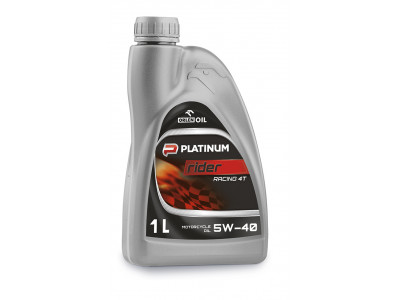 Platinum Rider Racing 4T 5W-40