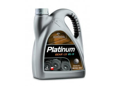 Platinum Gear LS 80W-90