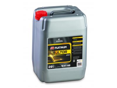 Platinum Ultor Plus 15W-40